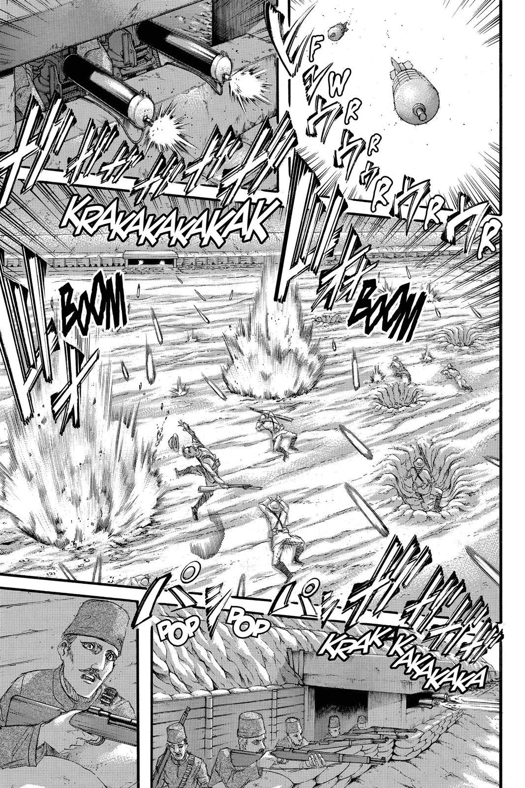 Attack On Titan, Episode 92 image 006