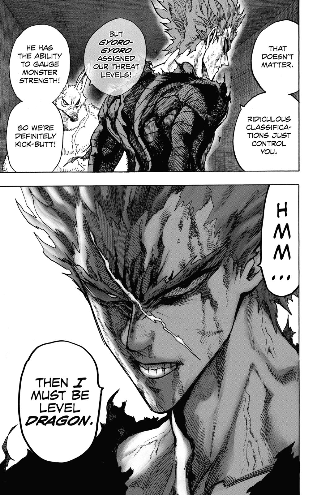 One-Punch Man, Chapter 93 image 019