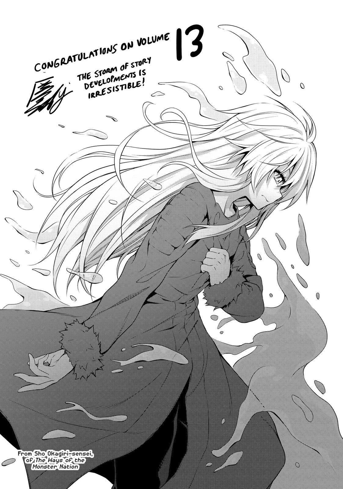Tensei shitara Slime Datta Ken, Chapter 63.5 image 018