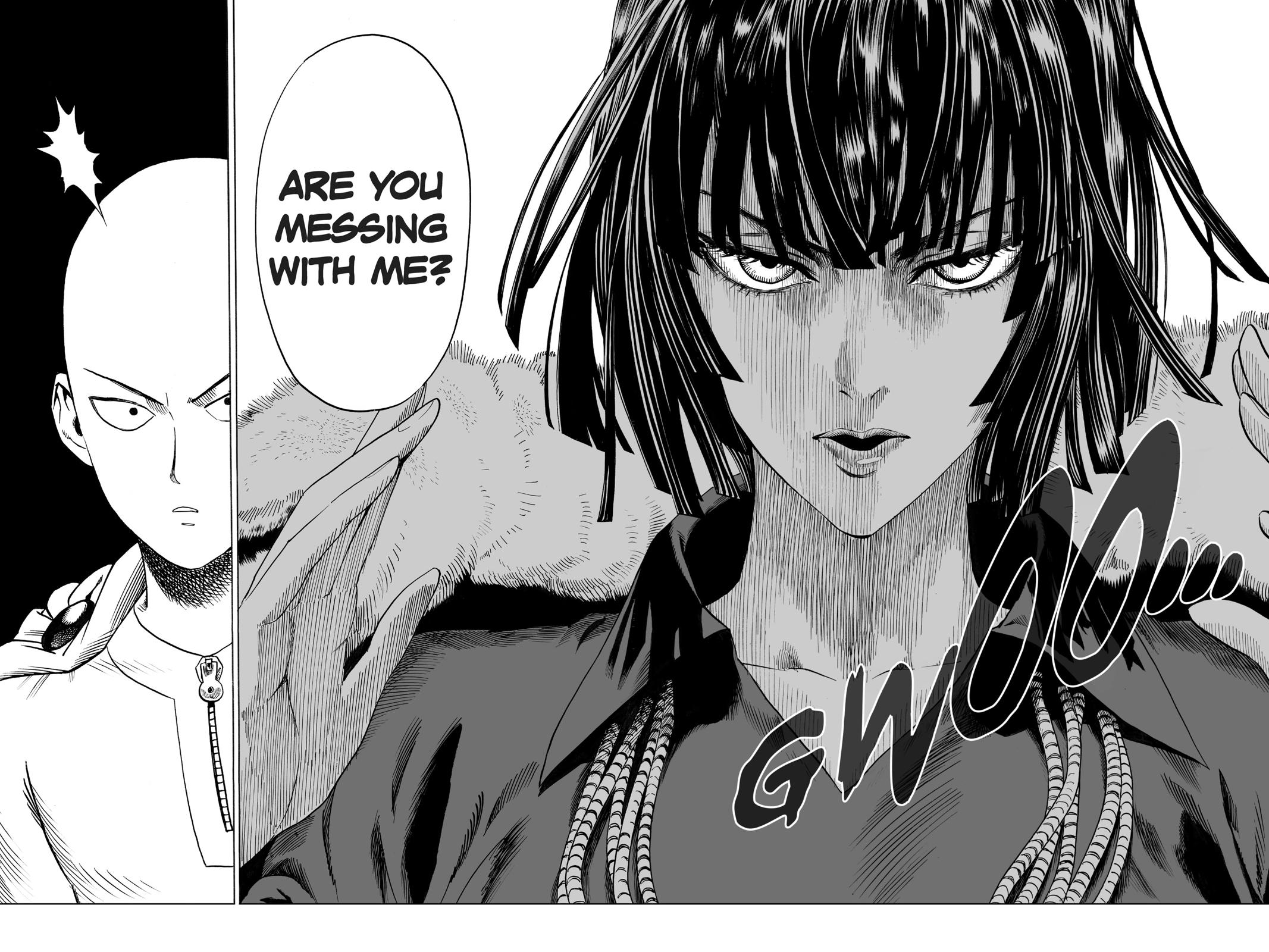 One-Punch Man, Chapter 43 image 002