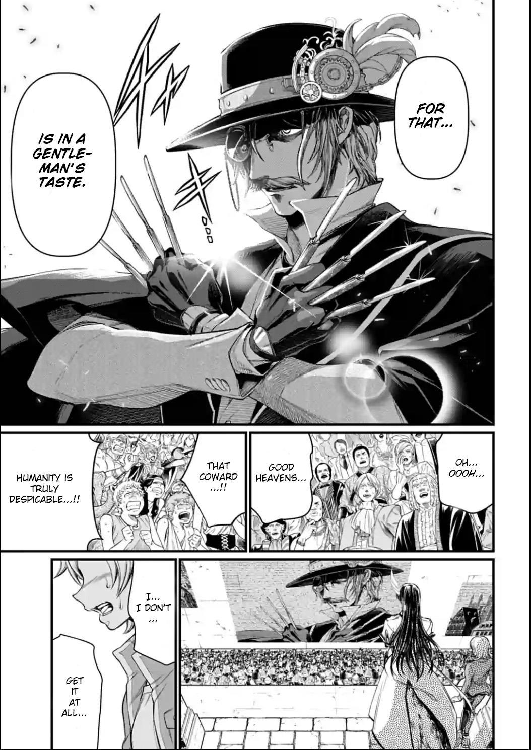 Shuumatsu no Valkyrie, Chapter 21 image 043
