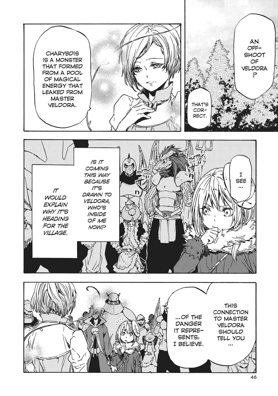 Tensei shitara Slime Datta Ken, Chapter 37 image 012