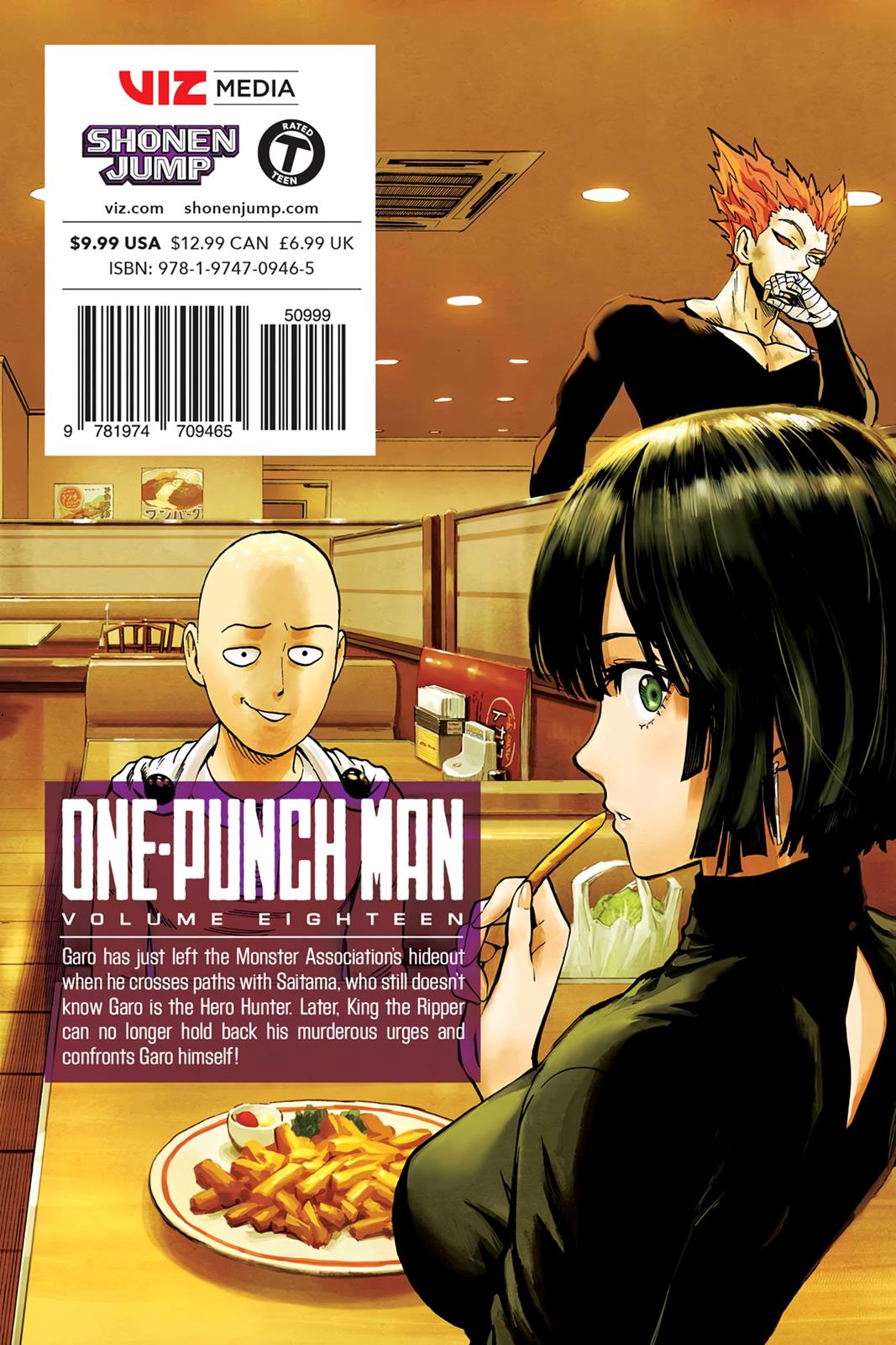 One-Punch Man, Chapter 90 image 081