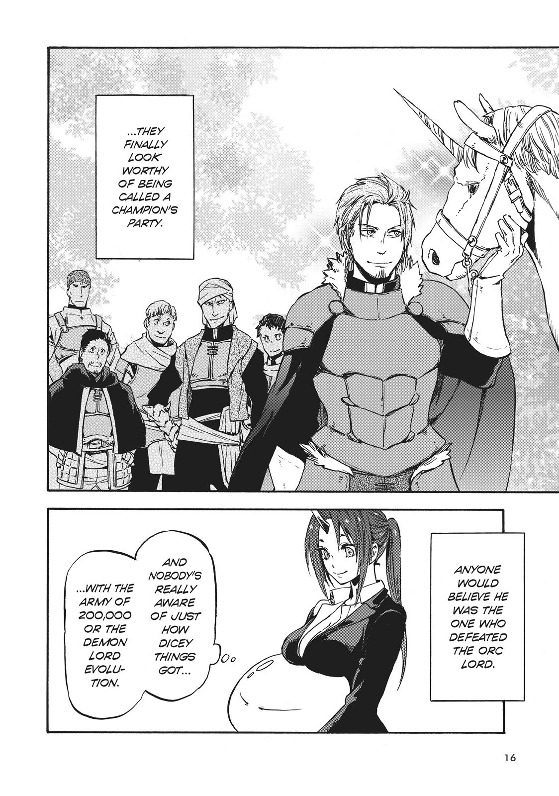 Tensei shitara Slime Datta Ken, Chapter 36 image 016