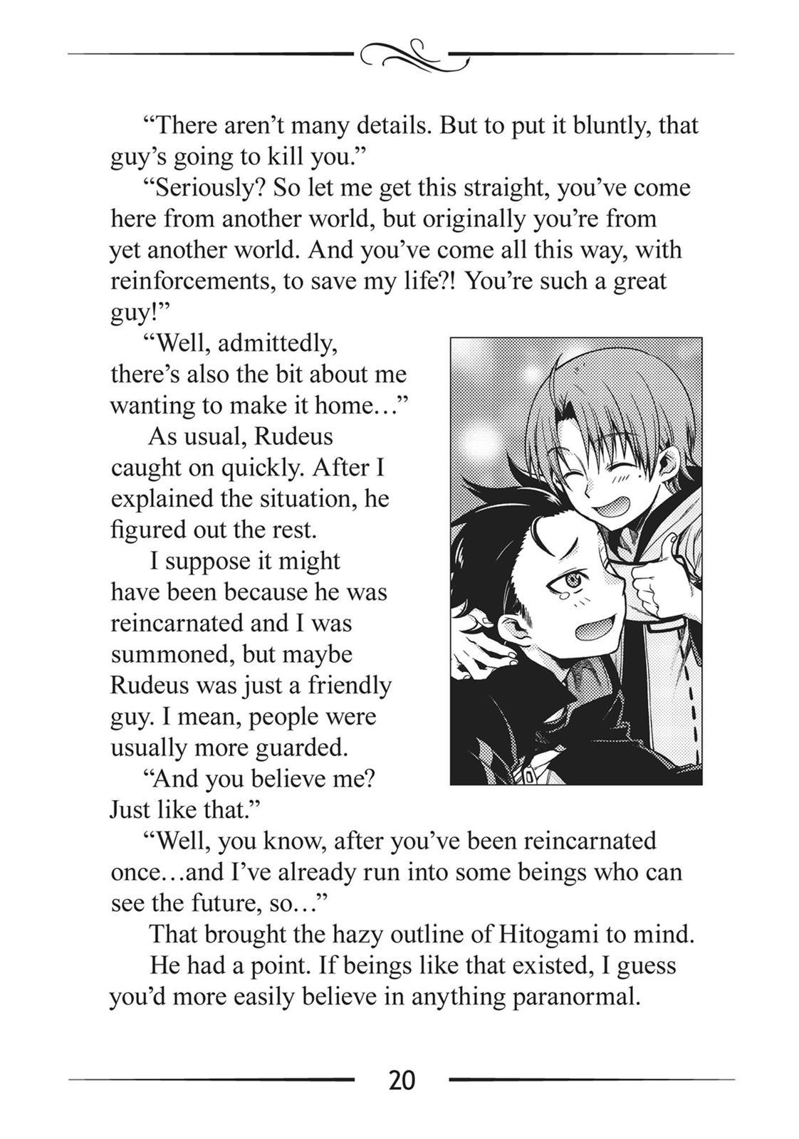Mushoku Tensei, Chapter 47.5 image 020