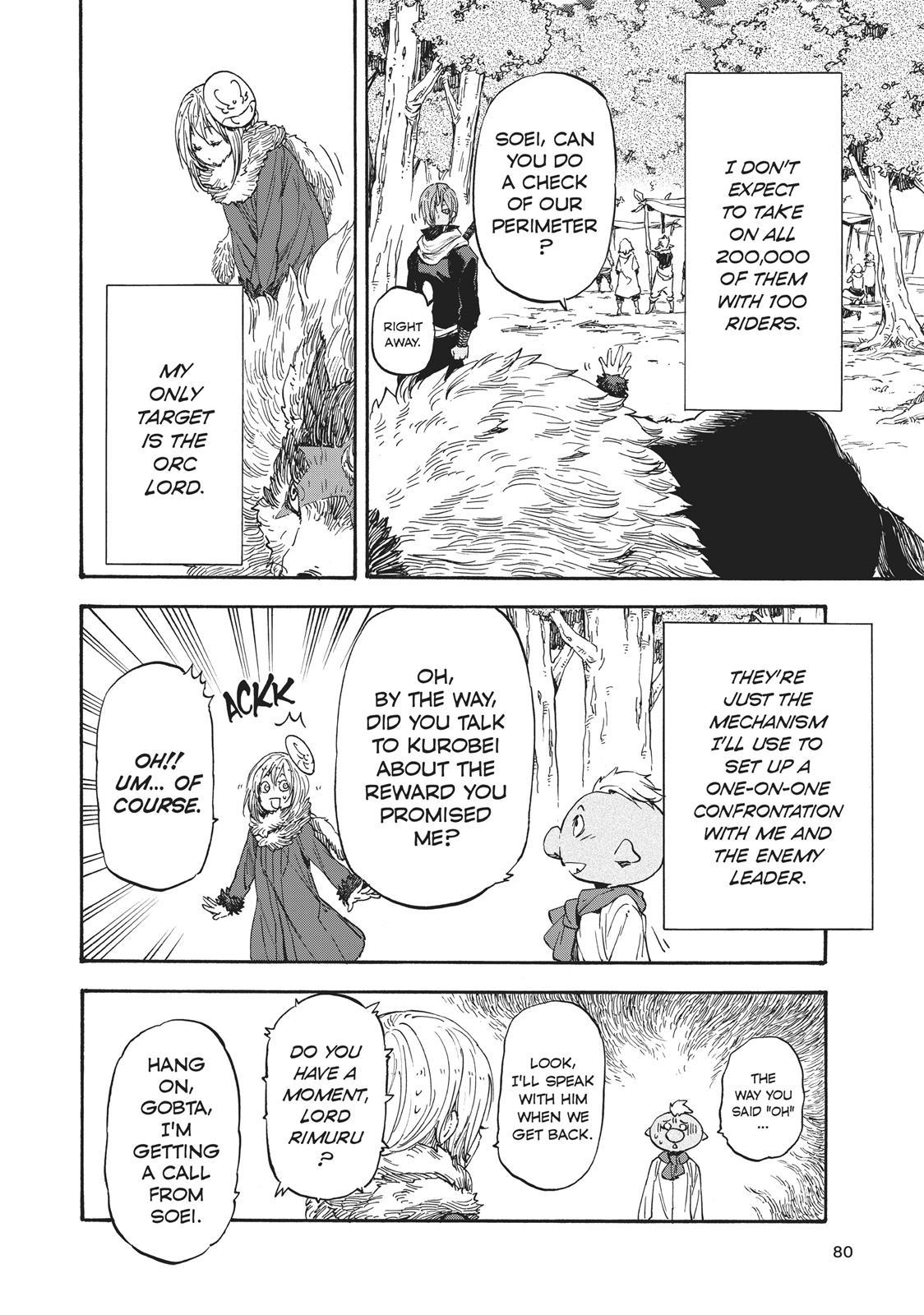 Tensei shitara Slime Datta Ken, Chapter 20 image 015