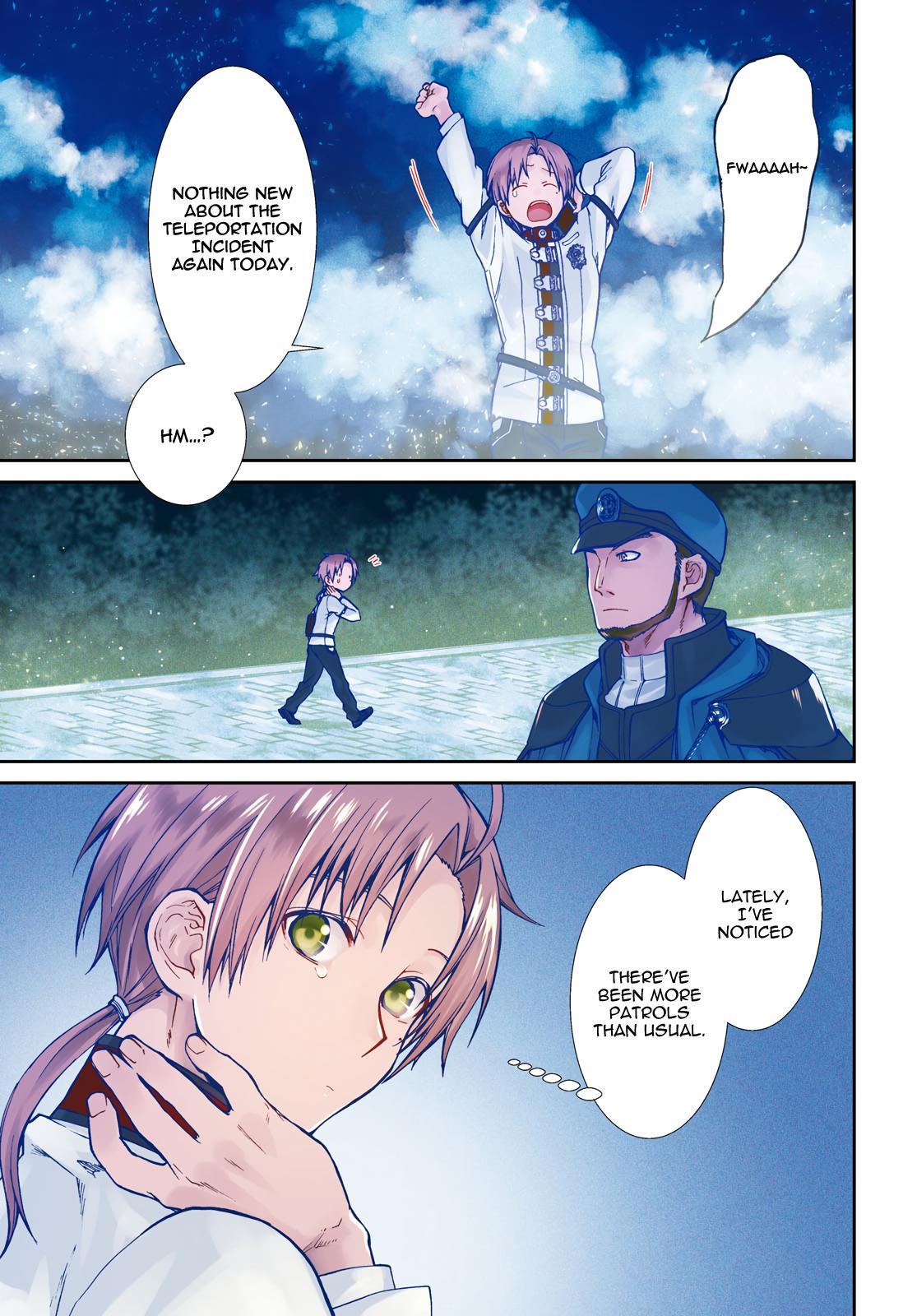 Mushoku Tensei, Chapter 65 image 001