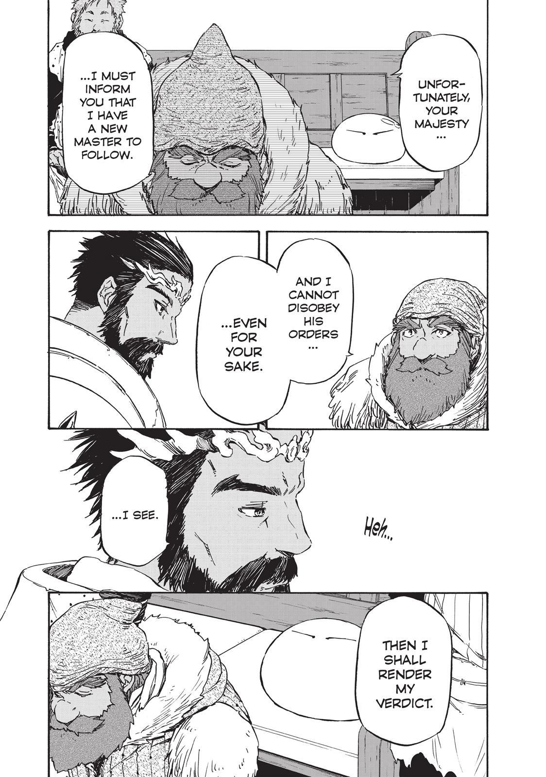 Tensei shitara Slime Datta Ken, Chapter 7 image 014