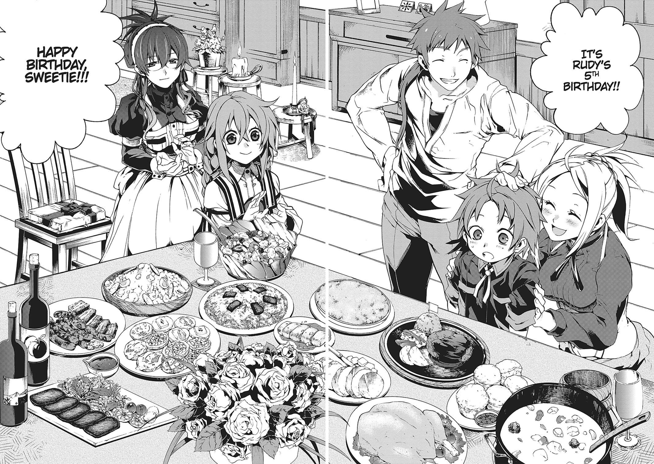 Mushoku Tensei, Chapter 2 image 034