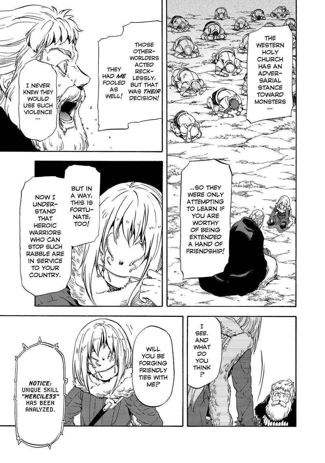 Tensei shitara Slime Datta Ken, Chapter 66 image 024