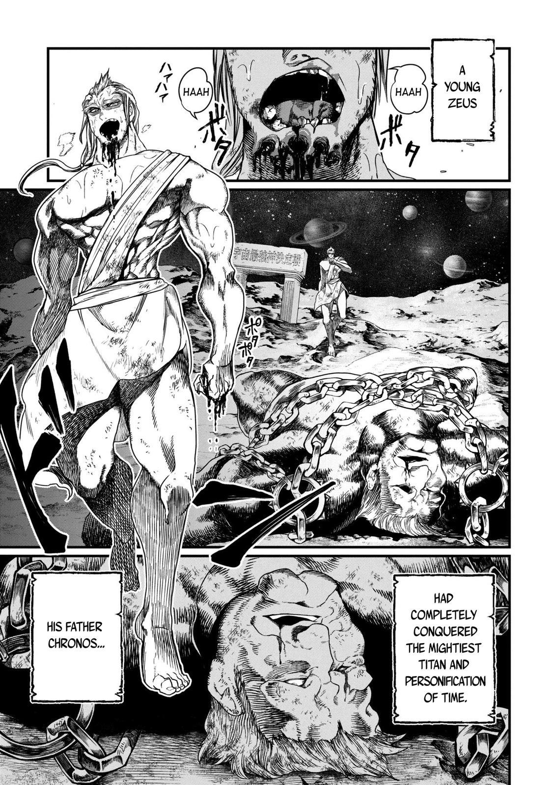 Shuumatsu no Valkyrie, Chapter 9 image 033
