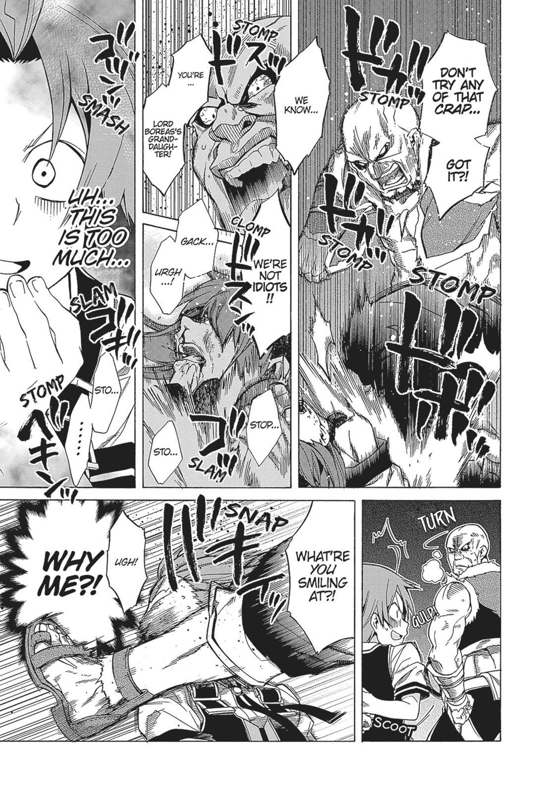 Mushoku Tensei, Chapter 7 image 013