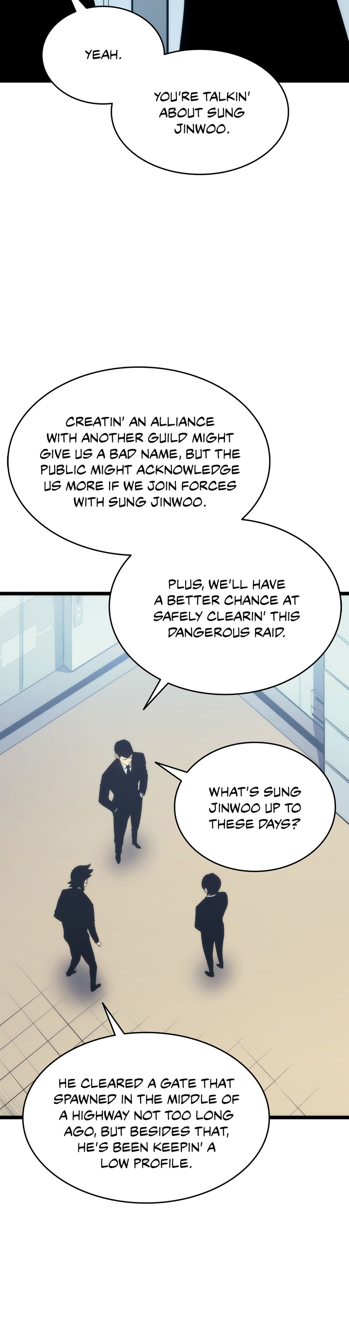 Solo Leveling, Chapter 116 image 006