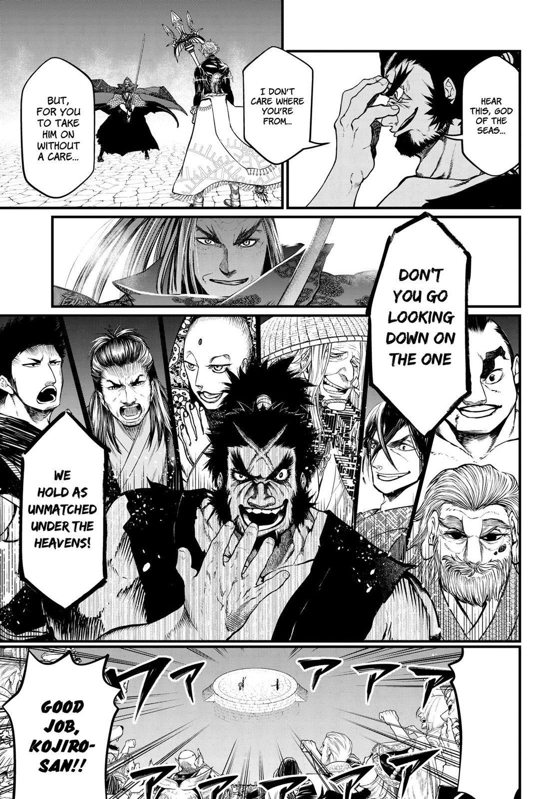 Shuumatsu no Valkyrie, Chapter 17 image 022
