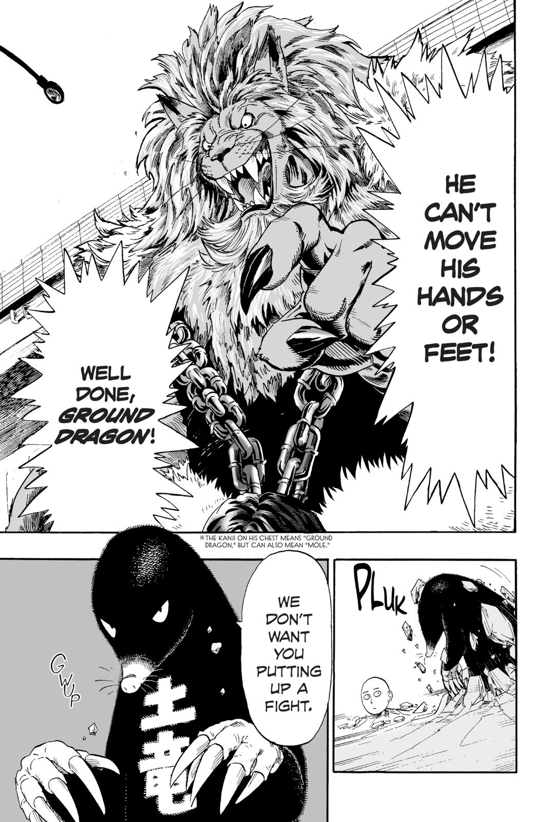 One-Punch Man, Chapter 8 image 005