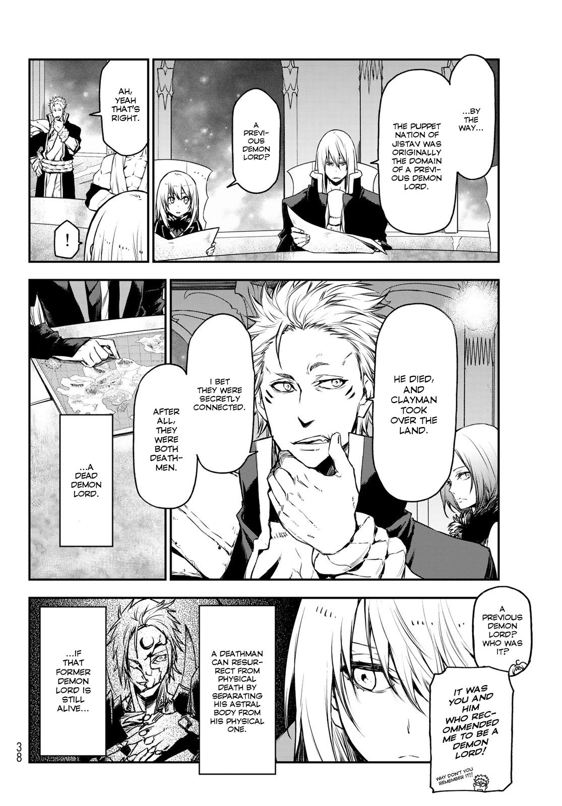 Tensei shitara Slime Datta Ken, Chapter 86 image 026
