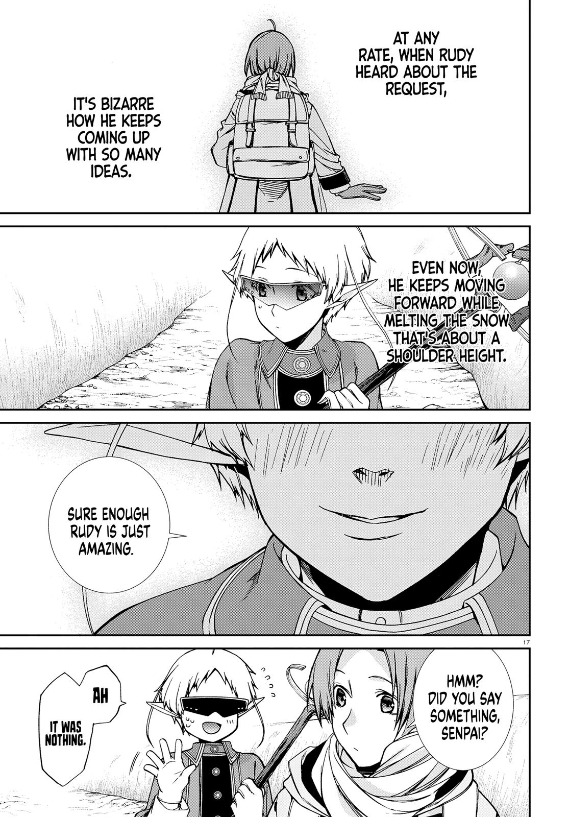 Mushoku Tensei, Chapter 73 image 021