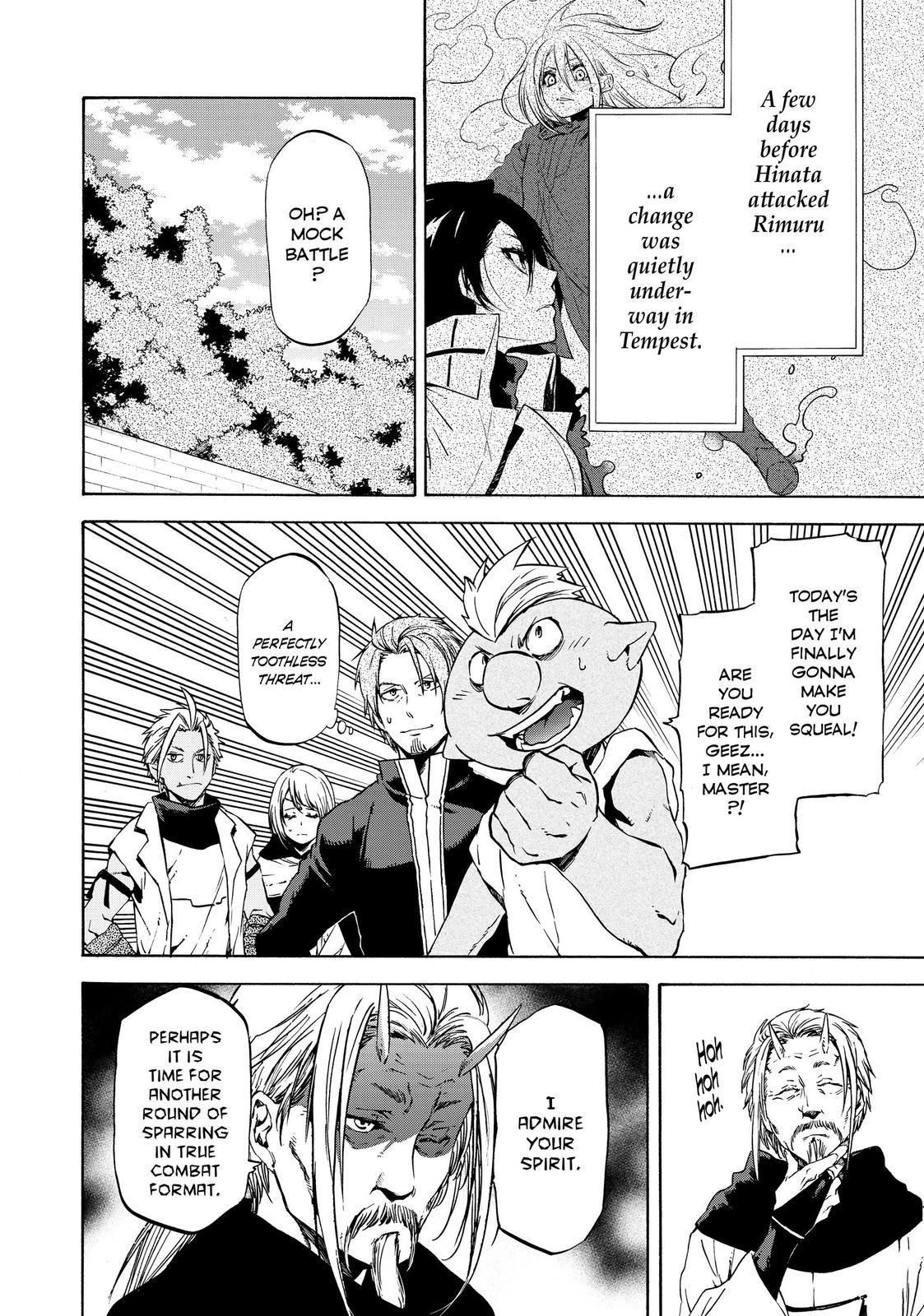 Tensei shitara Slime Datta Ken, Chapter 56 image 008