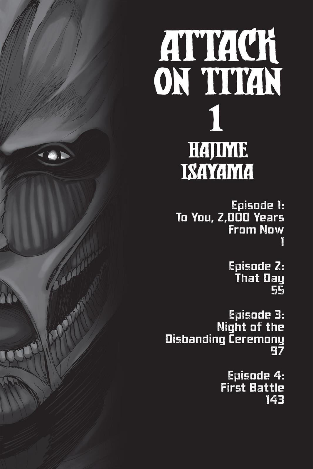 Attack On Titan, Episode 1 image 005
