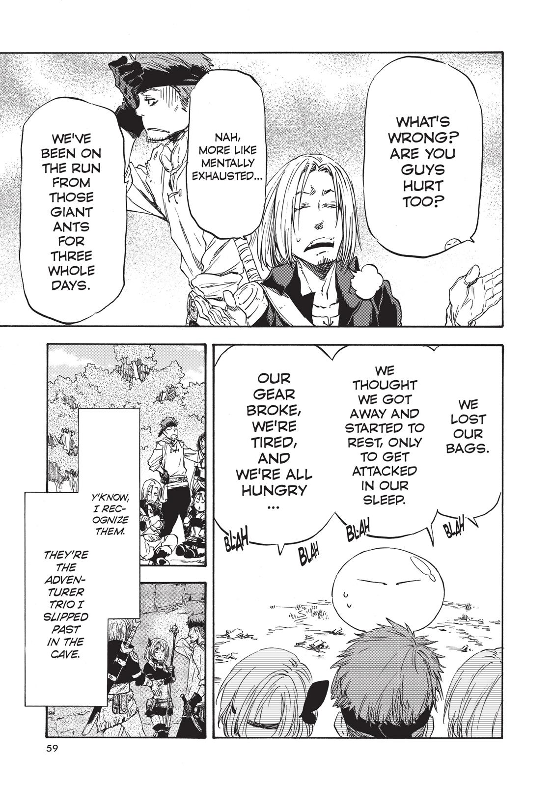 Tensei shitara Slime Datta Ken, Chapter 8 image 025