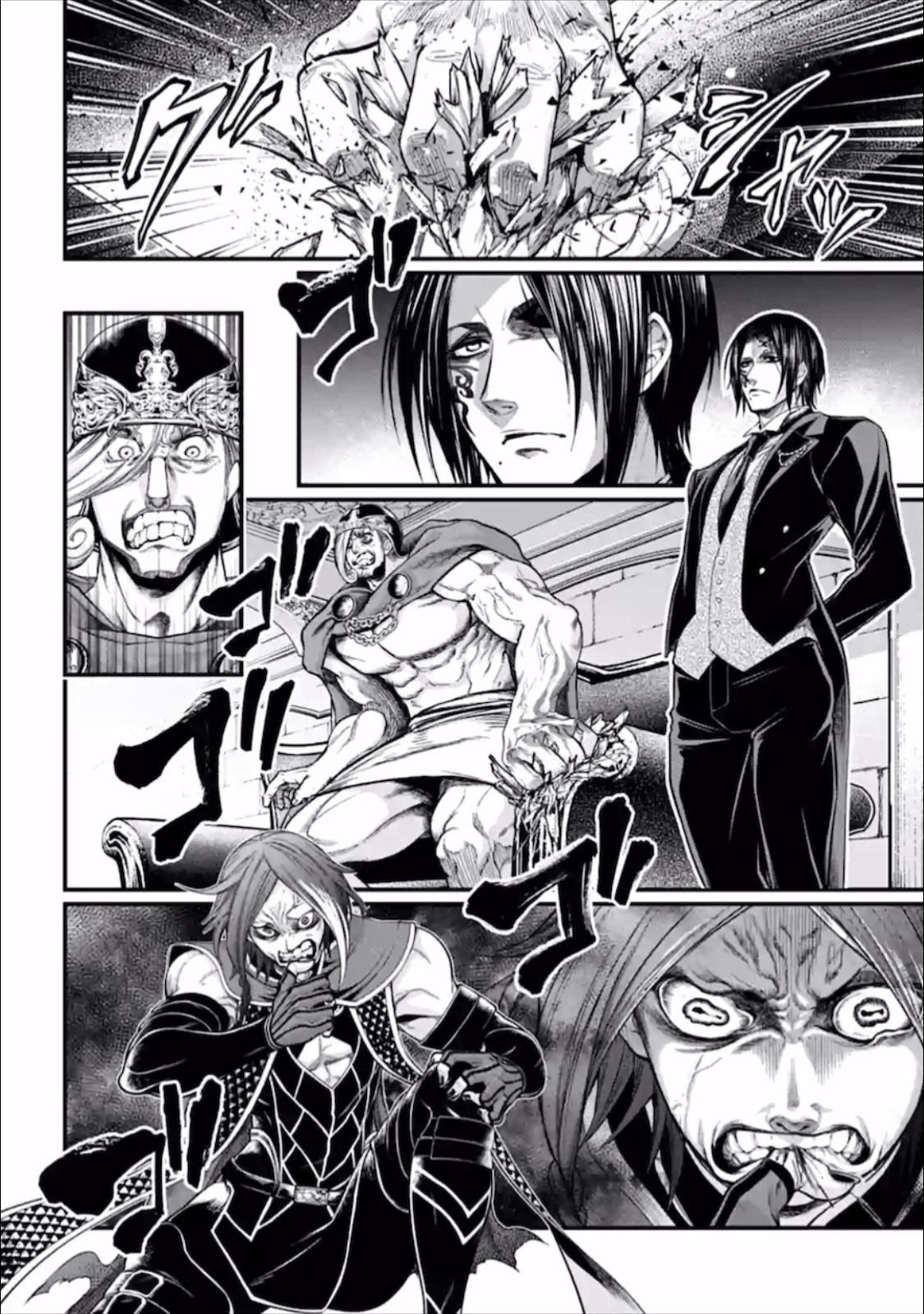 Shuumatsu no Valkyrie, Chapter 44 image 007