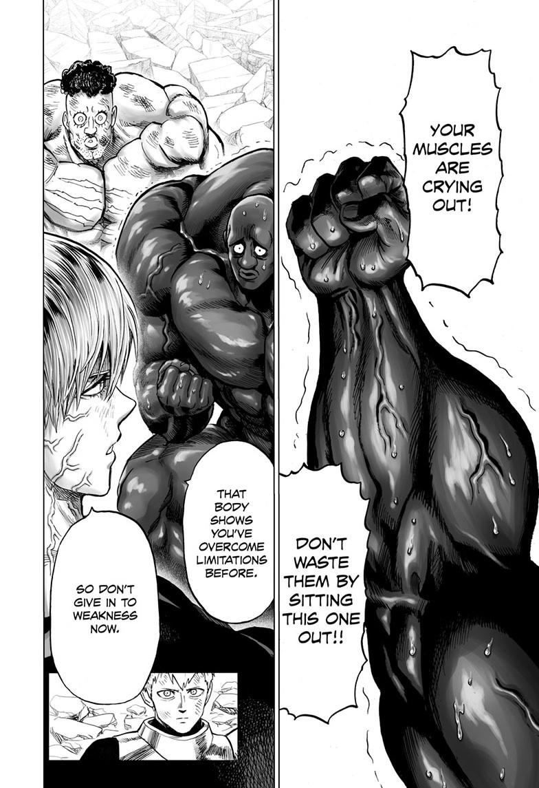One-Punch Man, Chapter 134 image 023