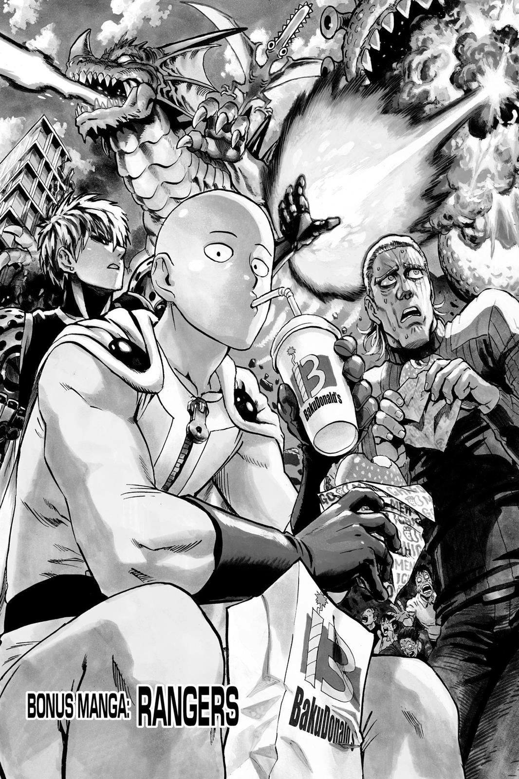 One-Punch Man, Chapter 61.5 image 001