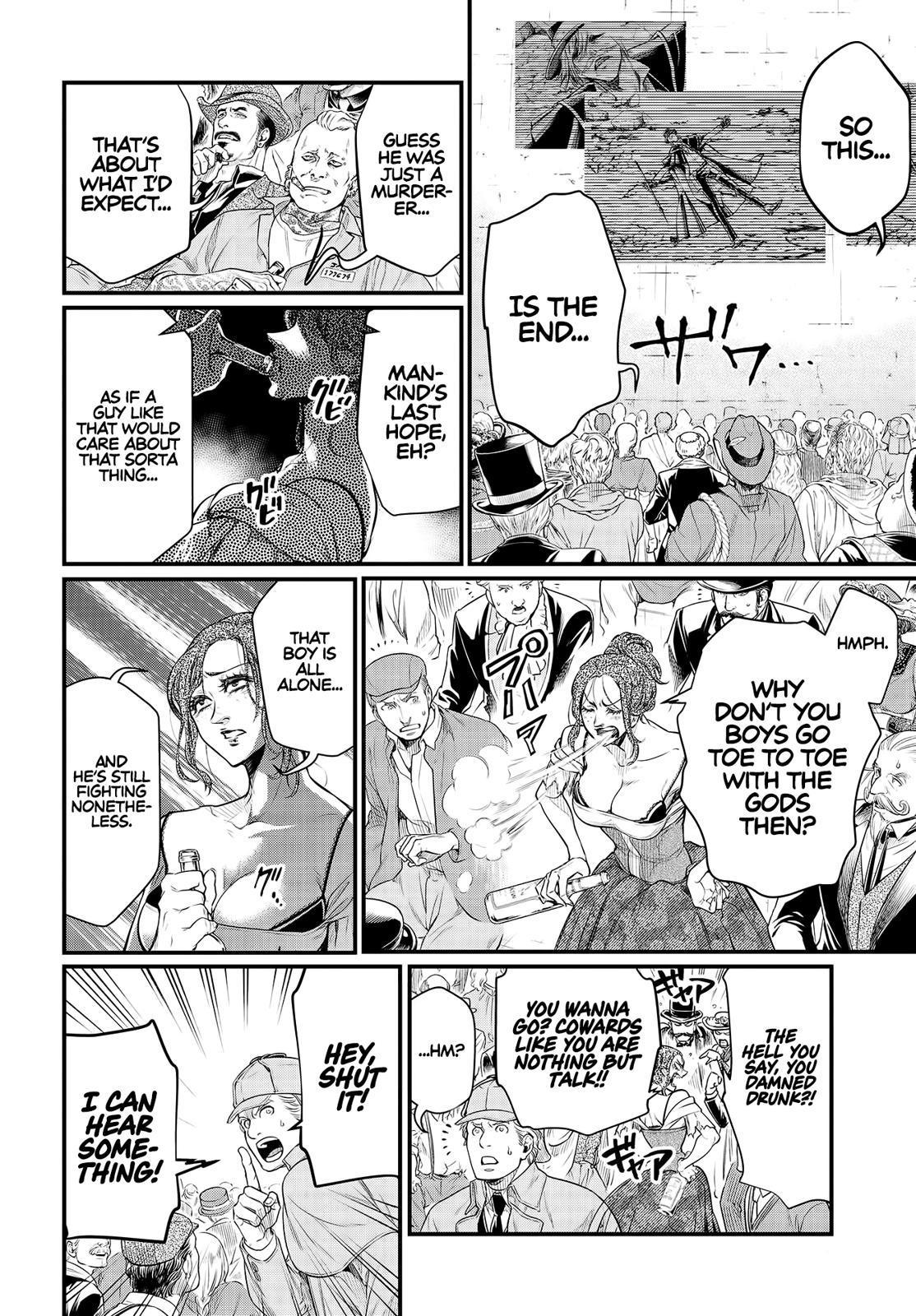 Shuumatsu no Valkyrie, Chapter 29 image 022