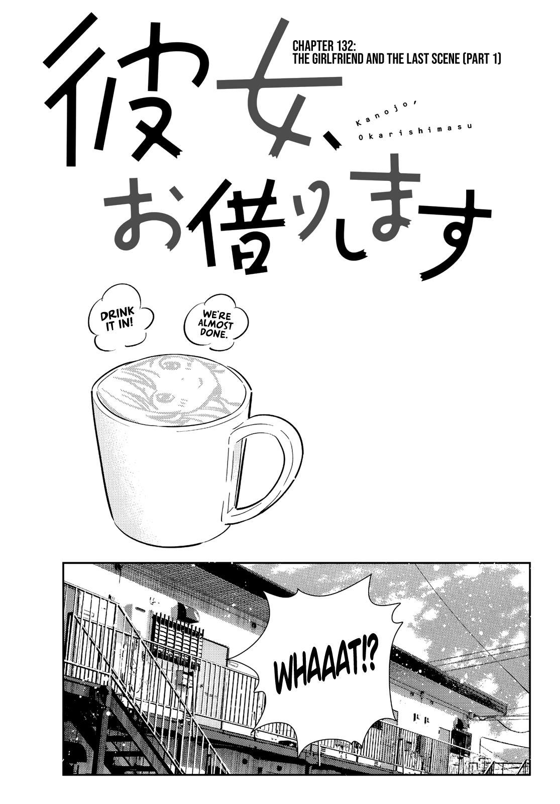 Kanojo Okarishimasu, Chapter 132 image 001