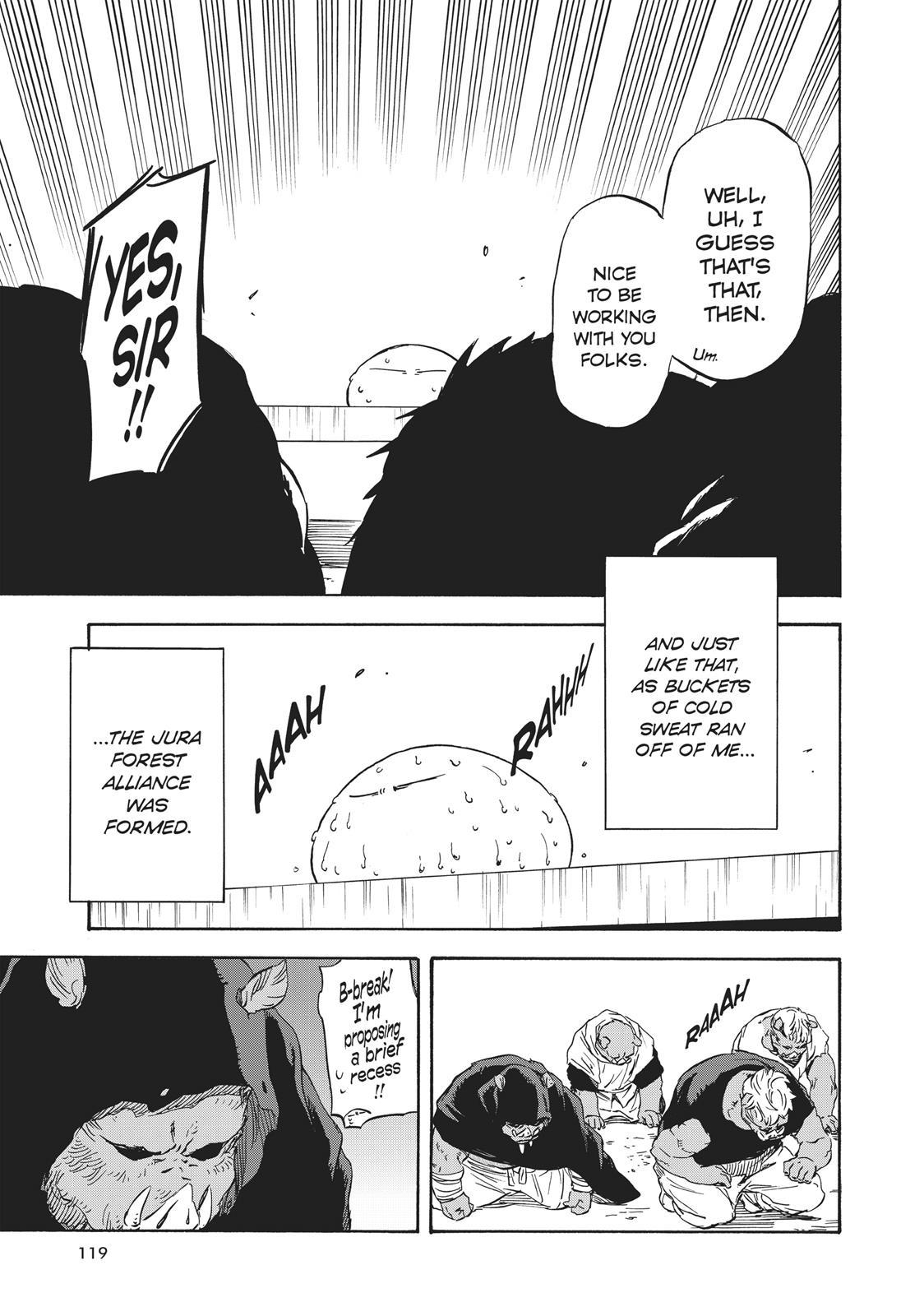 Tensei shitara Slime Datta Ken, Chapter 26 image 019