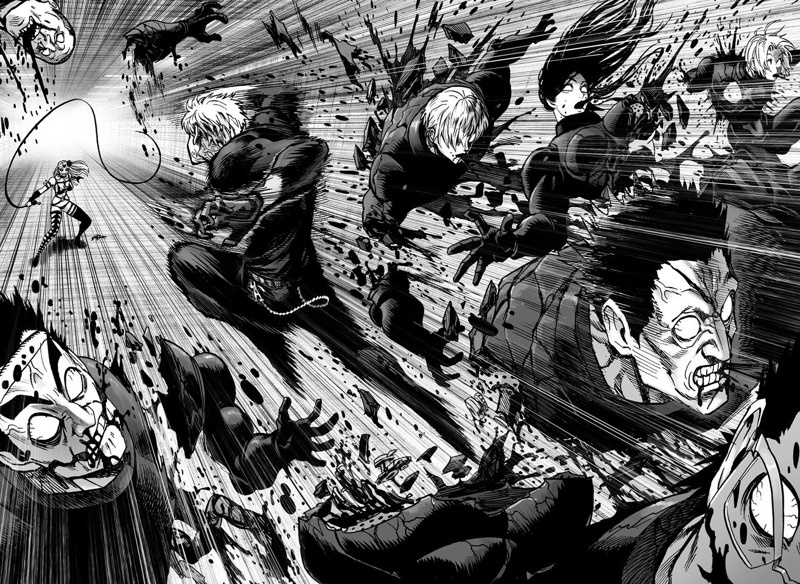 One-Punch Man, Chapter 101 Mag image 008