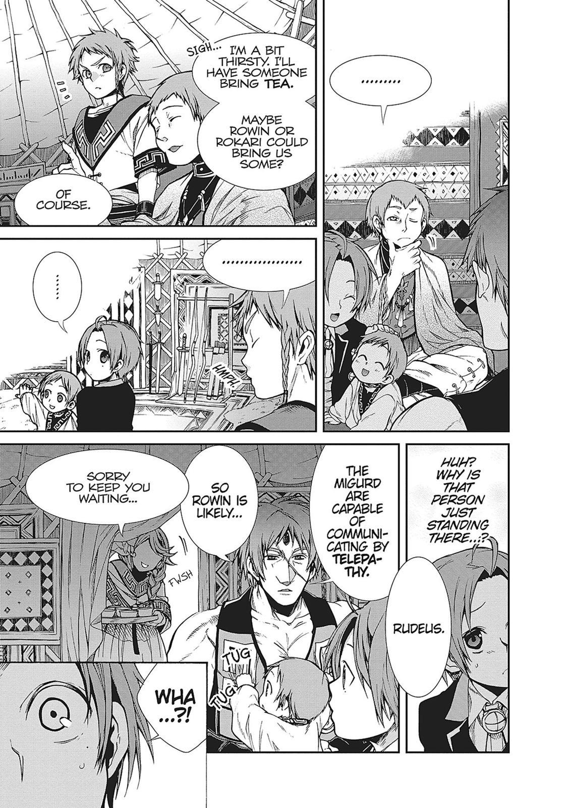 Mushoku Tensei, Chapter 19 image 032