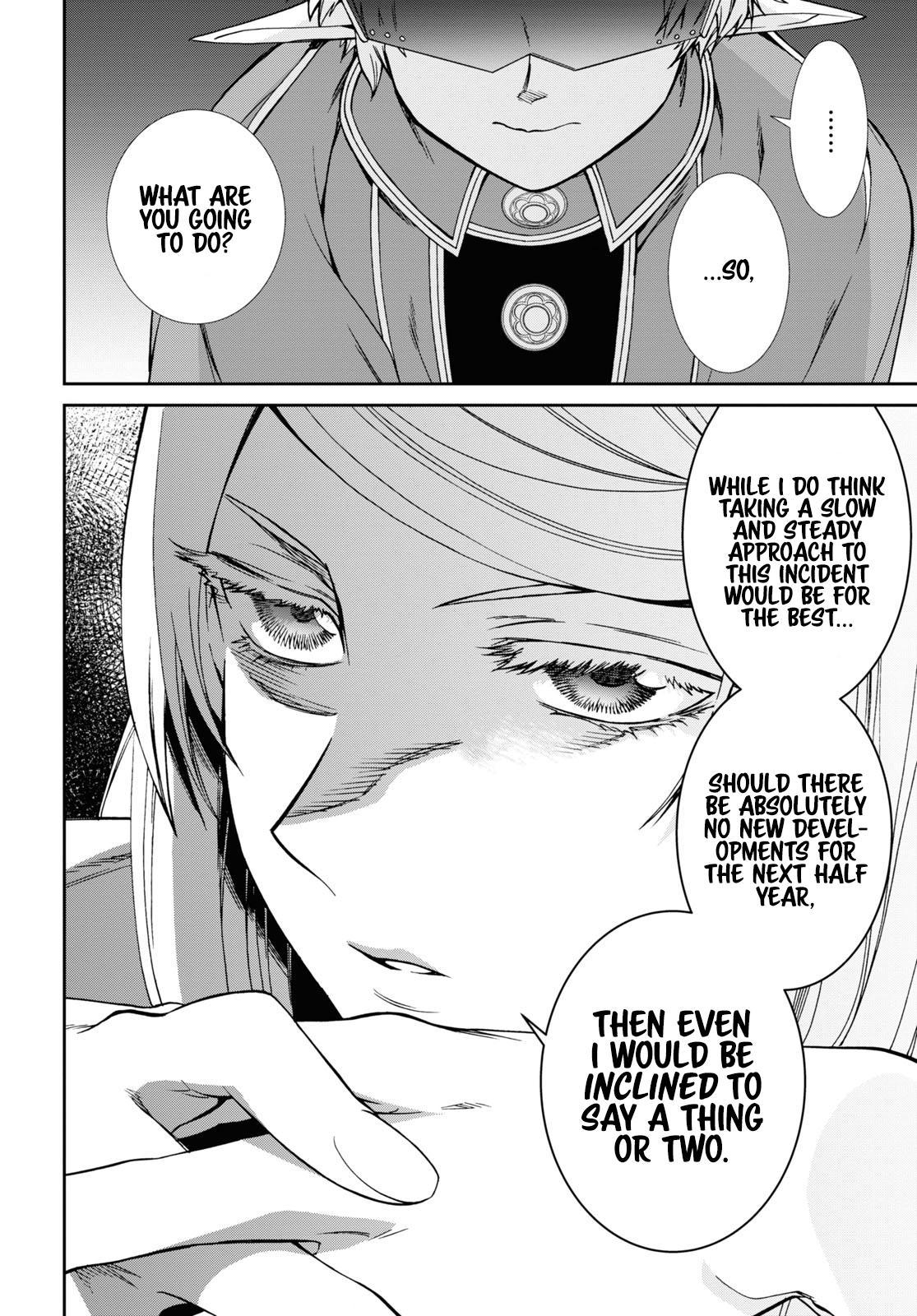 Mushoku Tensei, Chapter 72 image 015