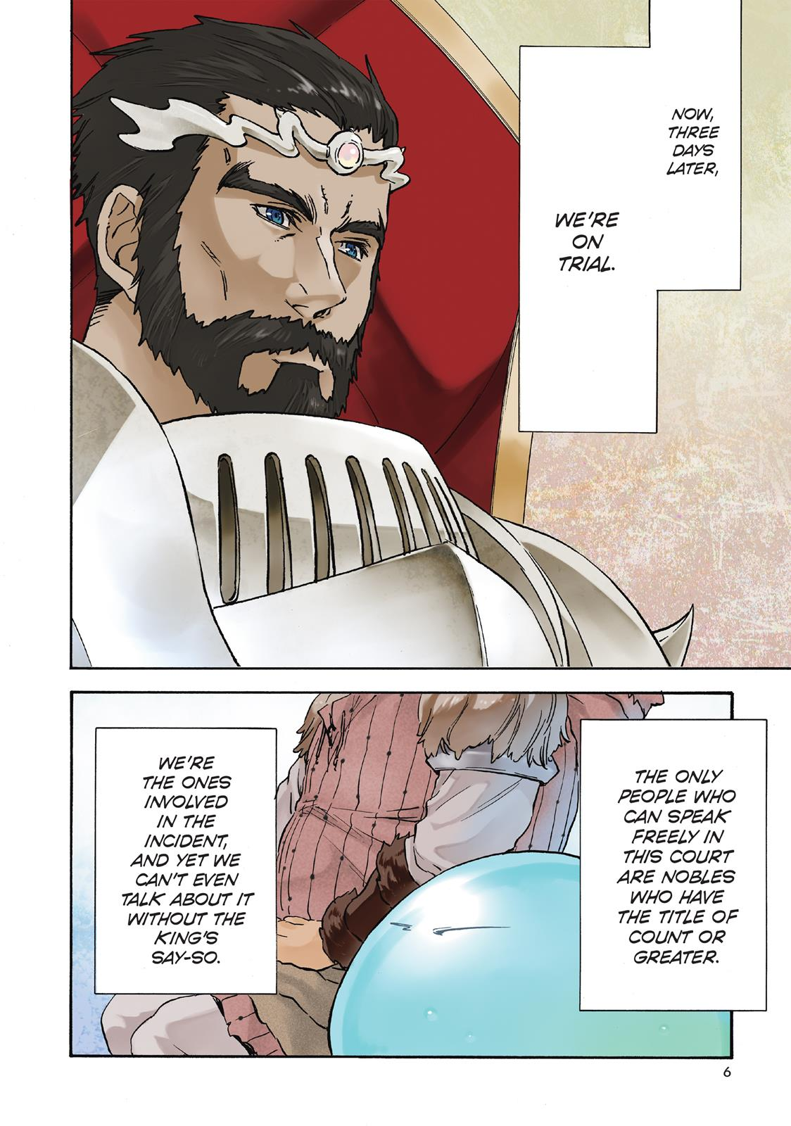 Tensei shitara Slime Datta Ken, Chapter 7 image 006