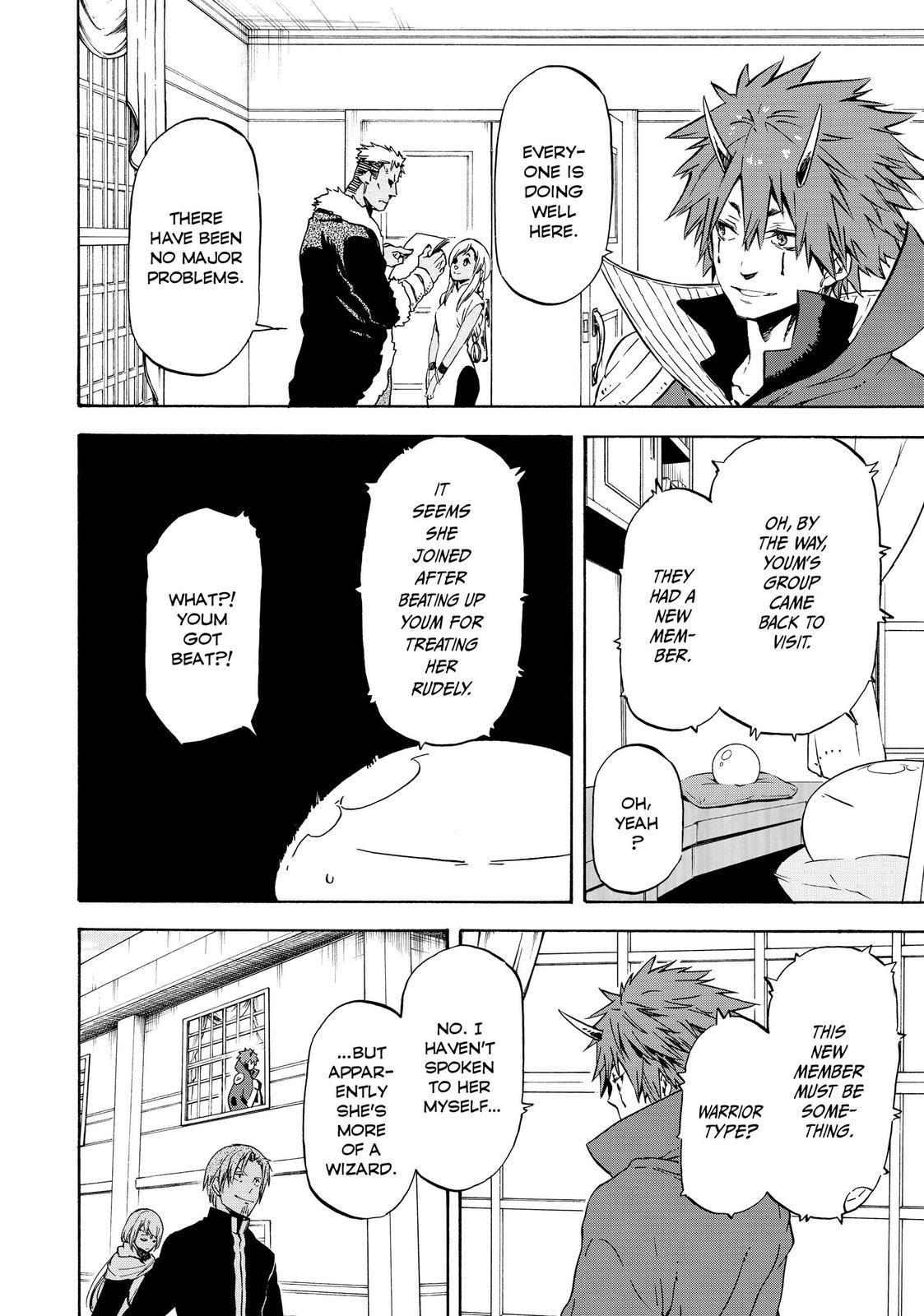 Tensei shitara Slime Datta Ken, Chapter 53 image 011