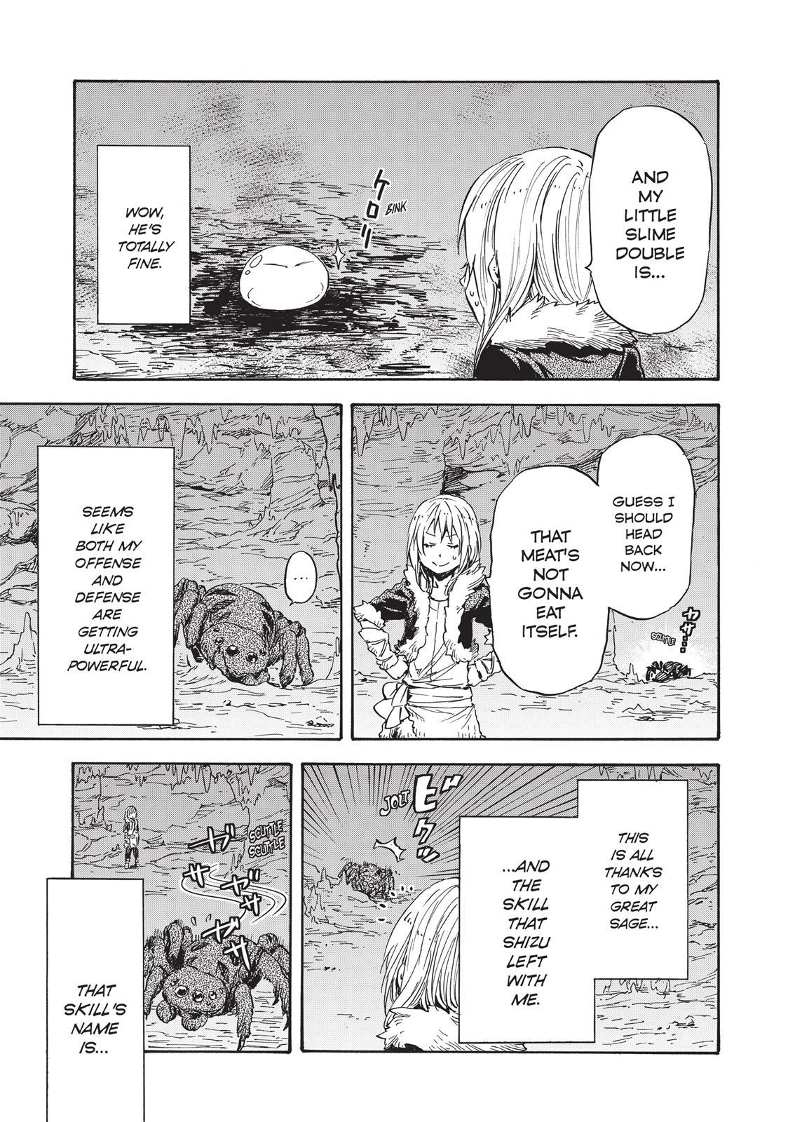 Tensei shitara Slime Datta Ken, Chapter 12 image 027