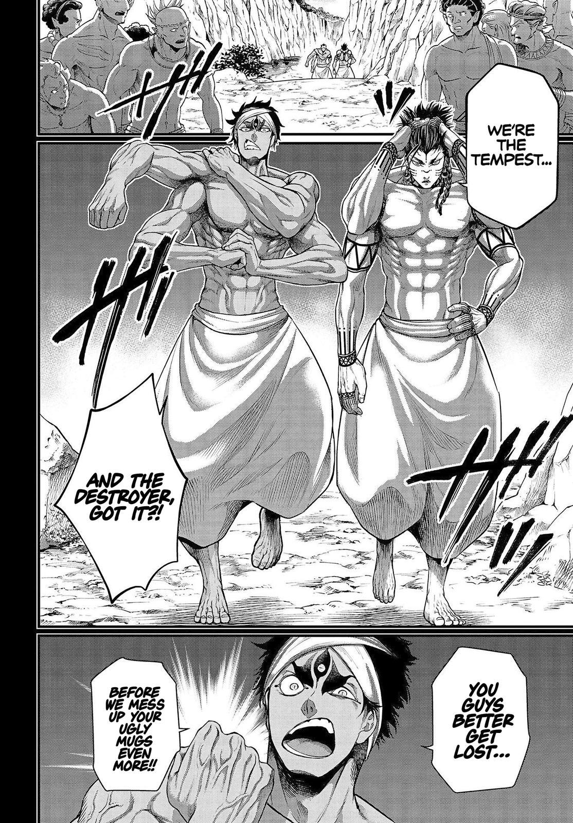Shuumatsu no Valkyrie, Chapter 36 image 026