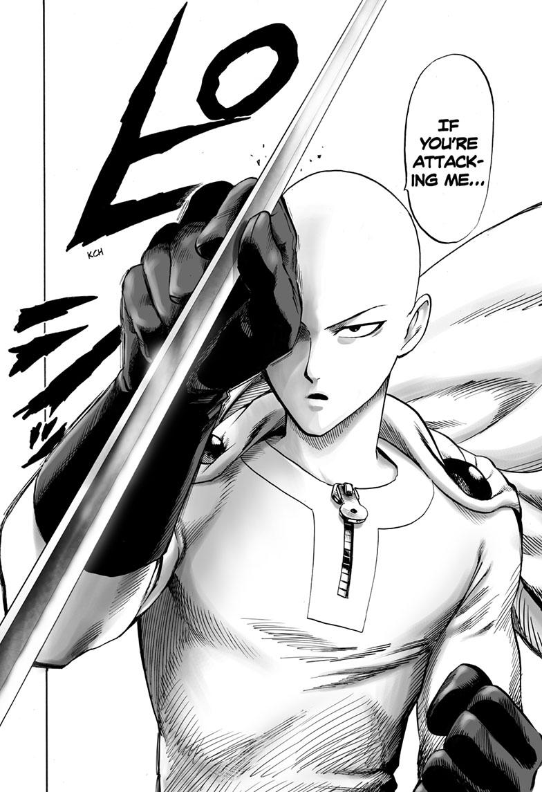 One-Punch Man, Chapter 113 image 019