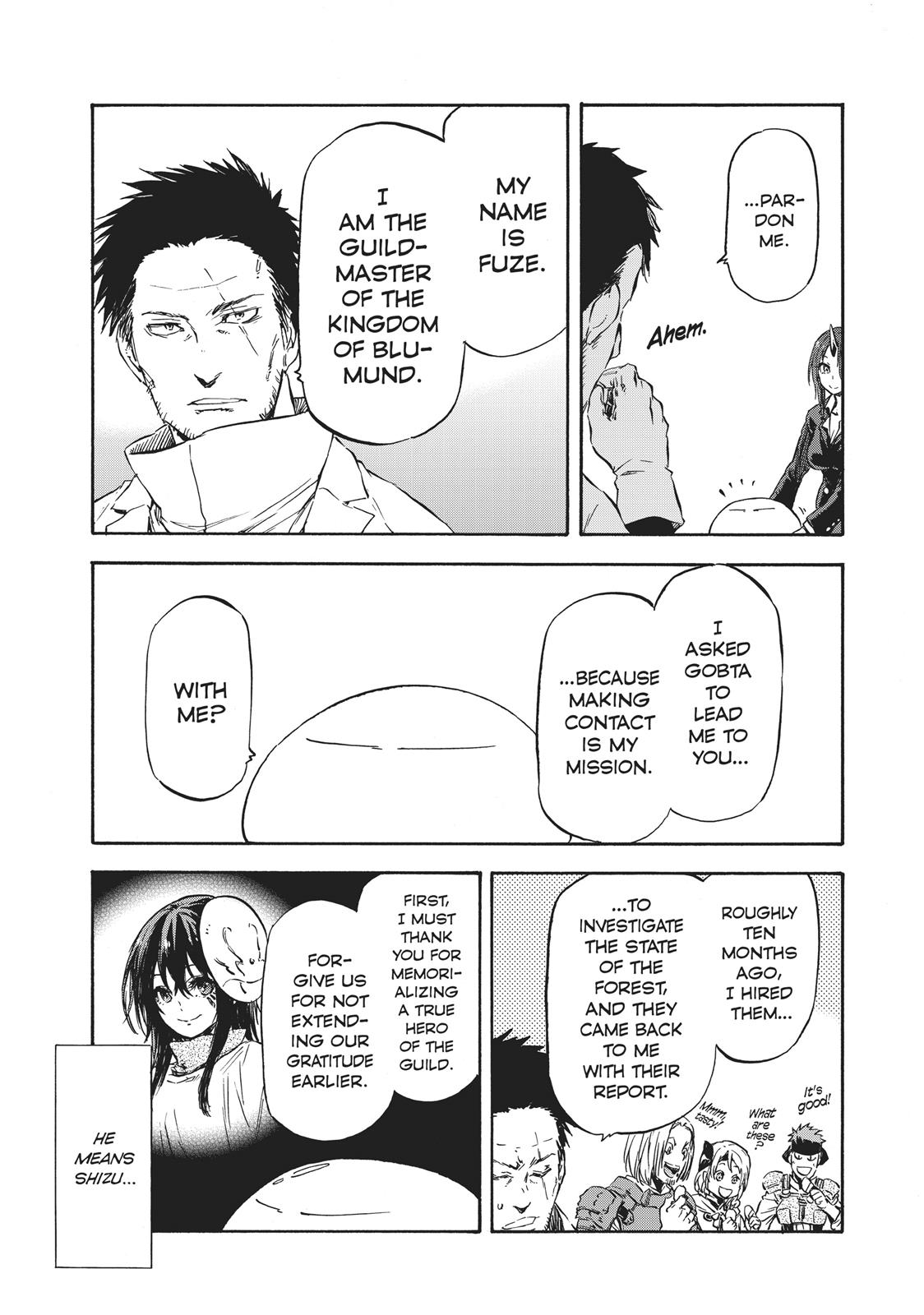 Tensei shitara Slime Datta Ken, Chapter 34 image 029
