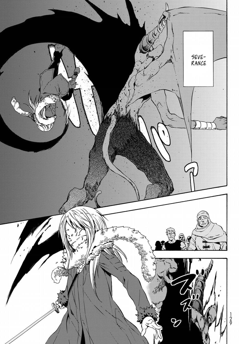 Tensei shitara Slime Datta Ken, Chapter 44 image 032
