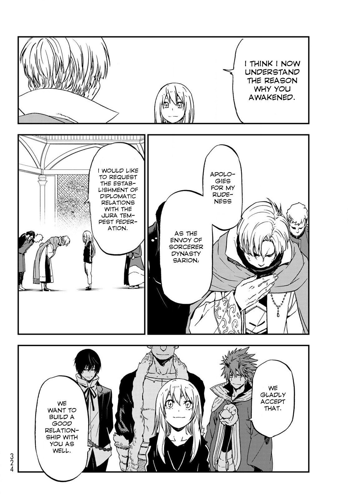 Tensei shitara Slime Datta Ken, Chapter 74 image 056