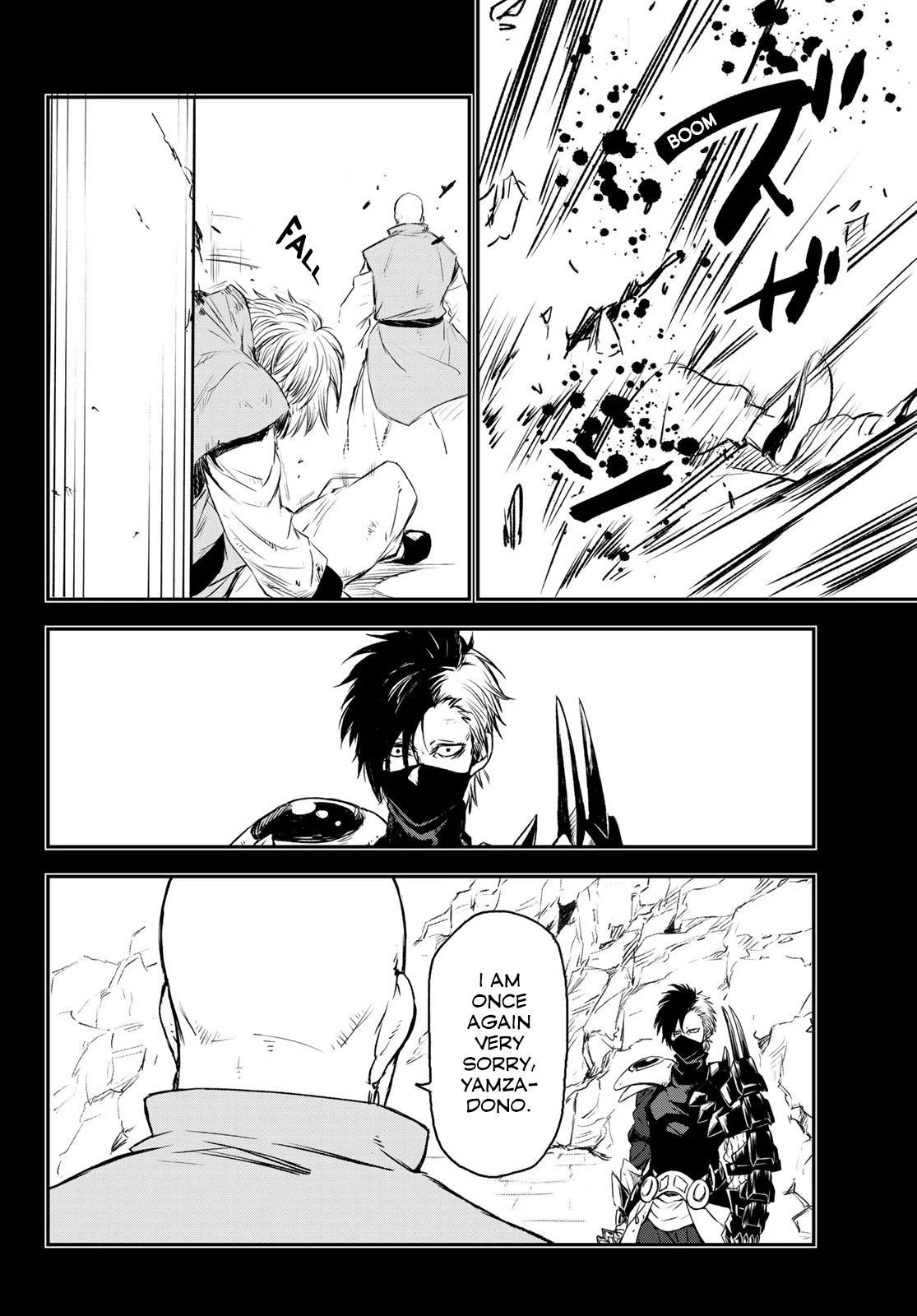 Tensei shitara Slime Datta Ken, Chapter 77 image 026