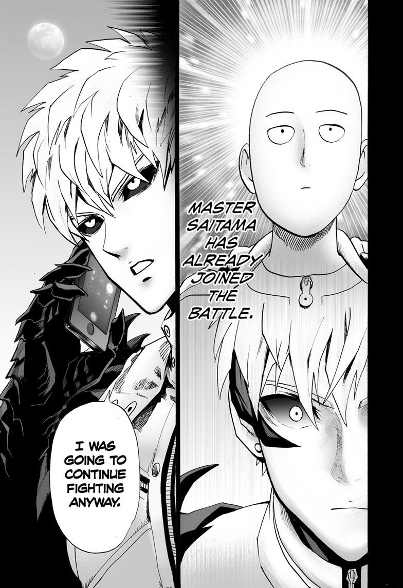 One-Punch Man, Chapter 118 image 019