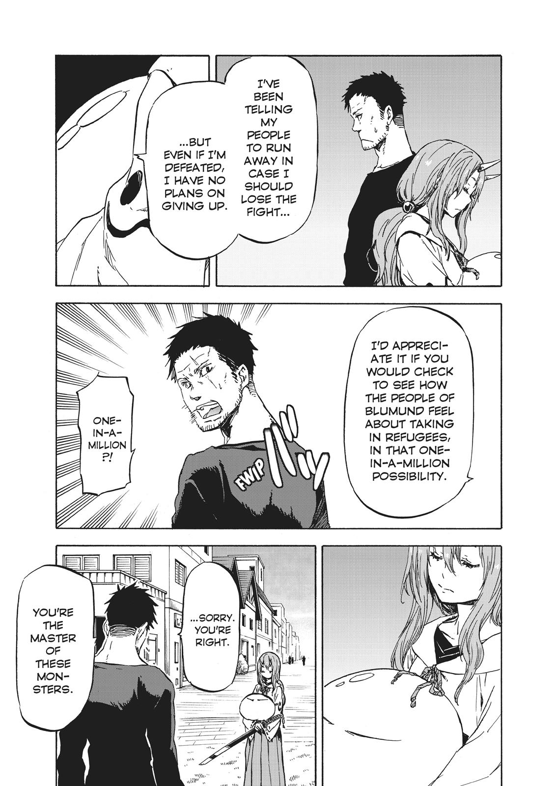 Tensei shitara Slime Datta Ken, Chapter 37 image 007