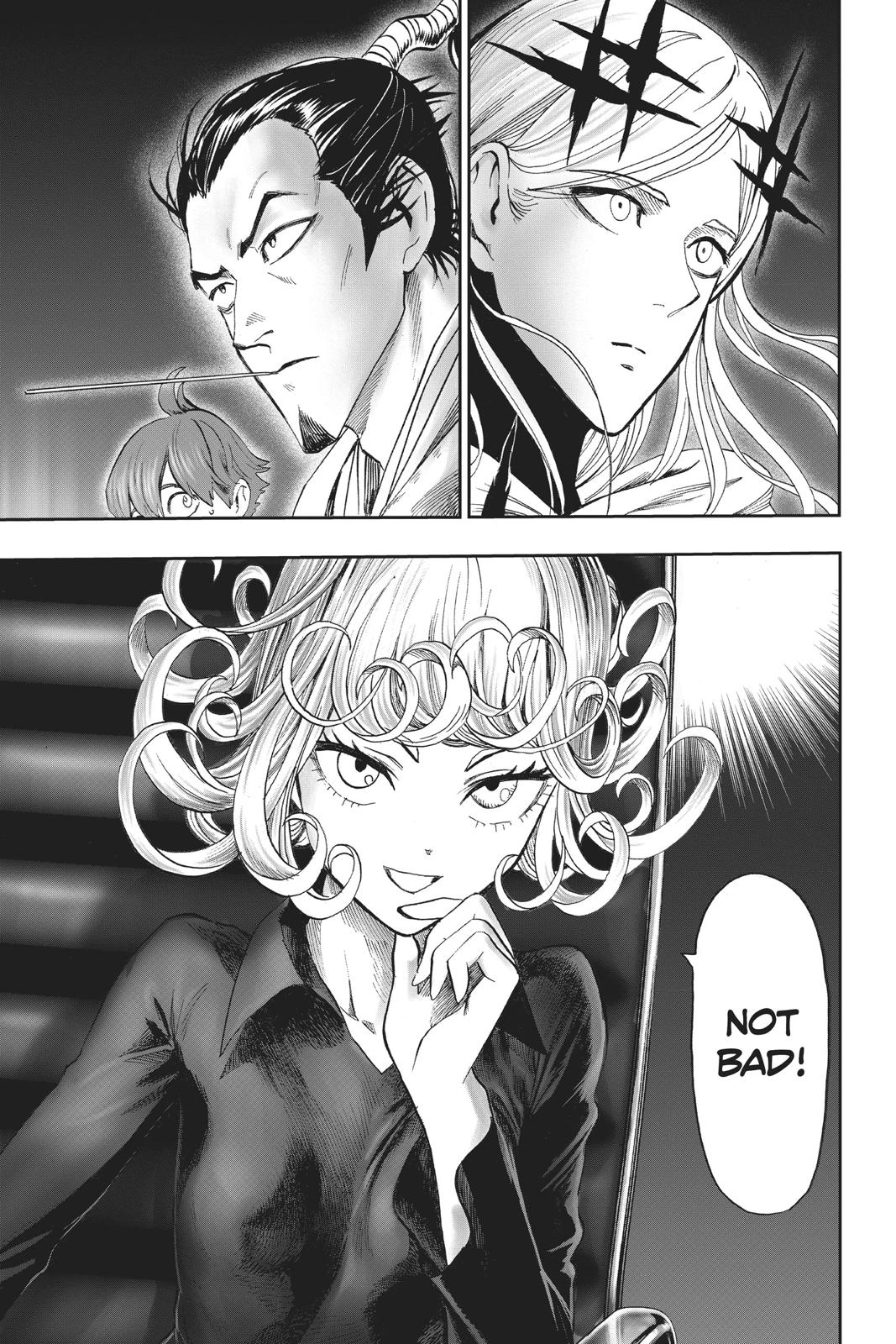 One-Punch Man, Chapter 95 image 035