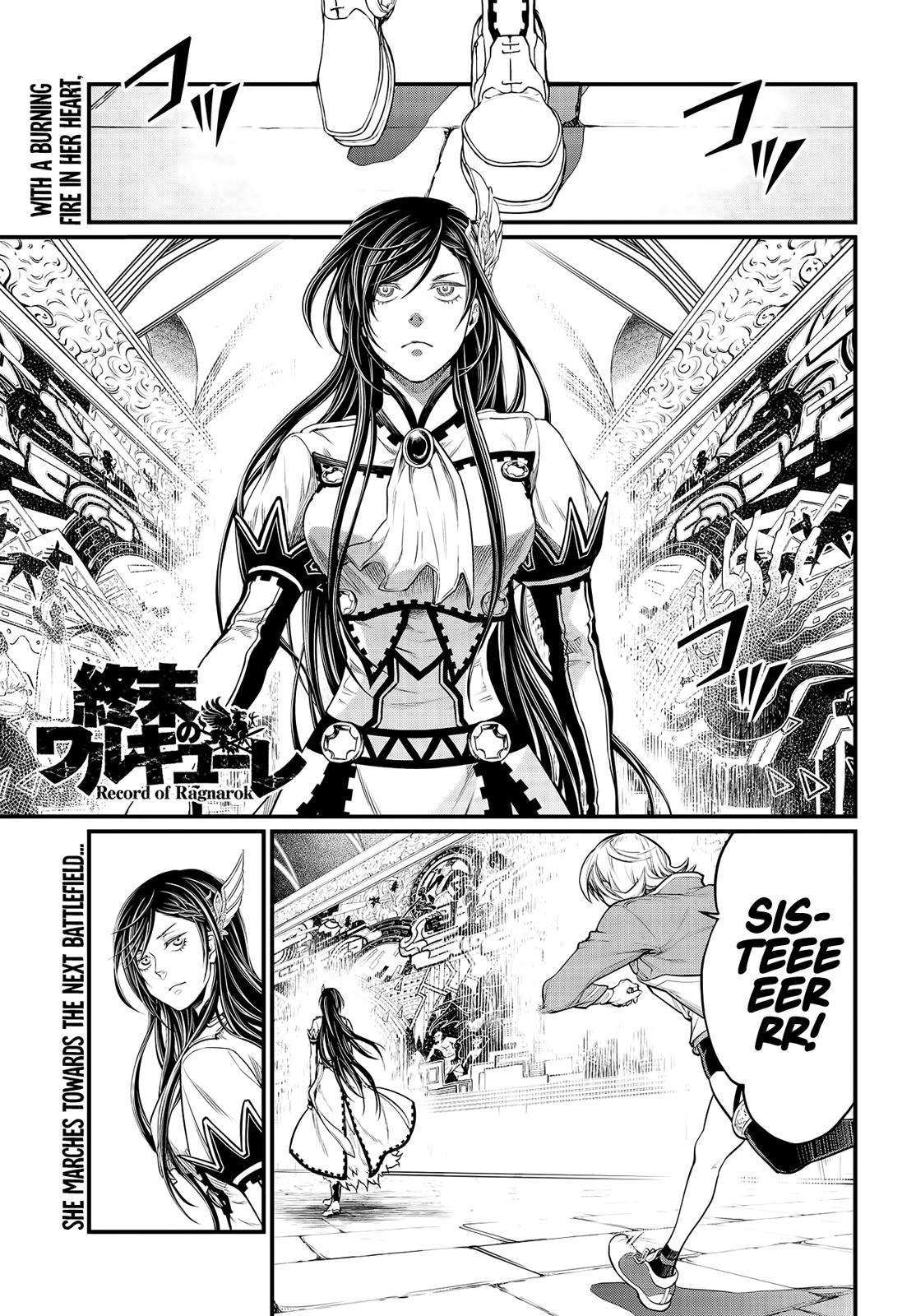 Shuumatsu no Valkyrie, Chapter 31 image 002