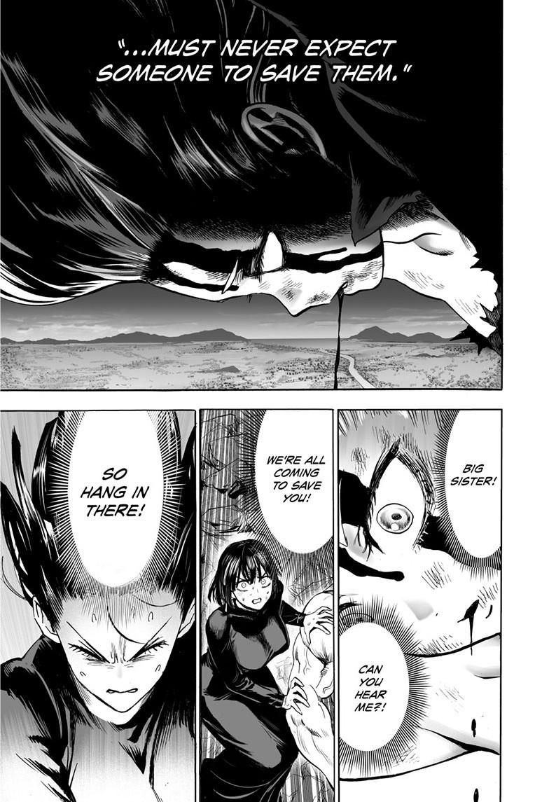 One-Punch Man, Chapter 135 image 021