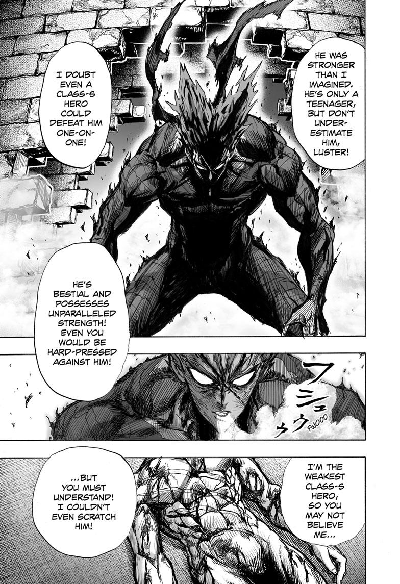 One-Punch Man, Chapter 119 image 006