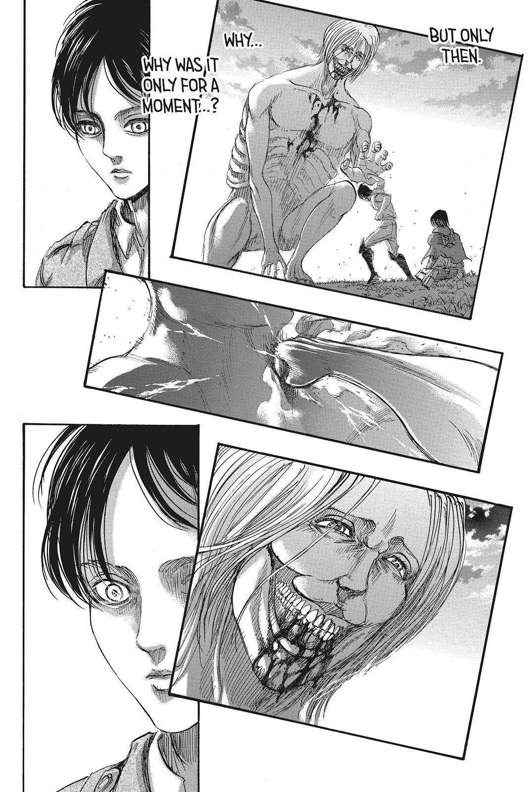 Attack On Titan, Episode 89 image 036