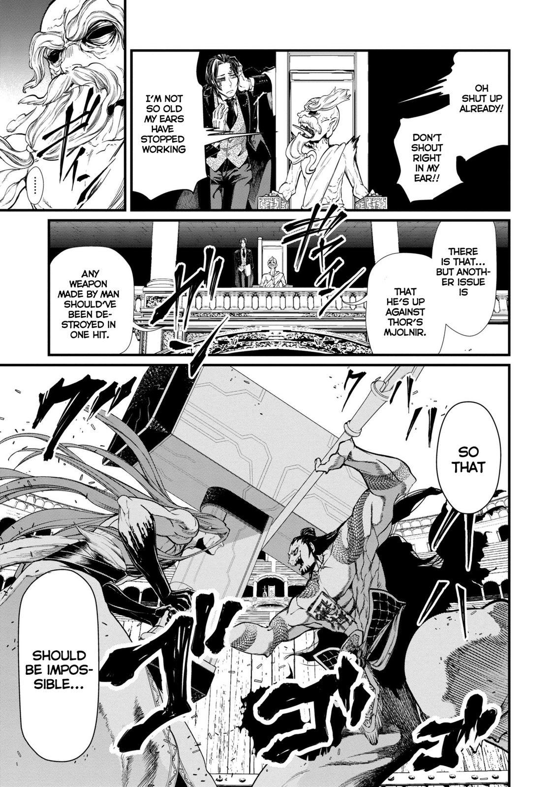 Shuumatsu no Valkyrie, Chapter 3 image 021